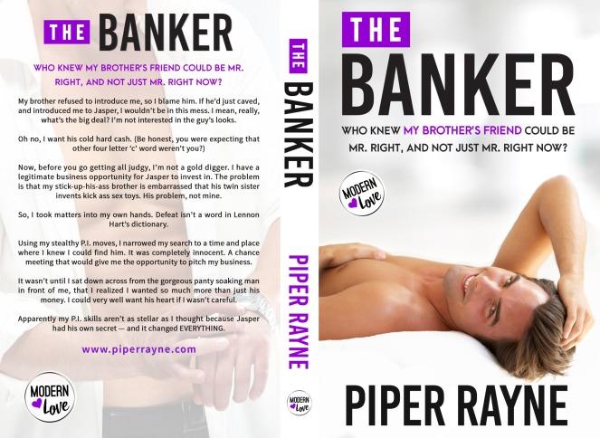 The Banker Full Wrap