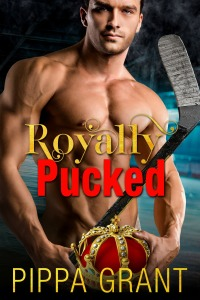 Royally Pucked Ebook Cover