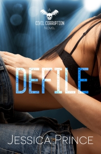 Defile Redone front cover with color